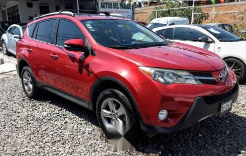 Tengo que vender mi querido Toyota RAV4 2015