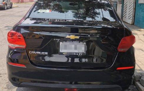 Chevrolet Cavalier 2018 usado en Iztapalapa
