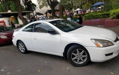 Quiero vender urgentemente mi auto Honda Accord 2003 muy bien estado
