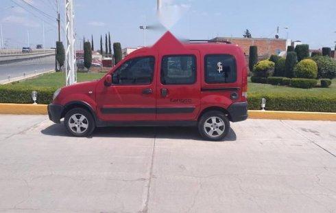 Coche impecable Renault Kangoo con precio asequible