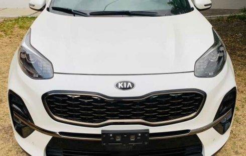 Vendo un Kia Sportage en exelente estado
