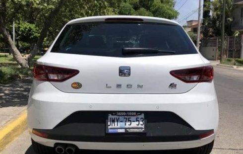 Quiero vender inmediatamente mi auto Seat Leon 2016