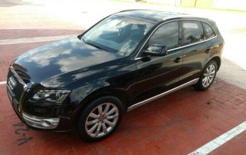 Carro Audi Q5 2011 en buen estadode único propietario en excelente estado