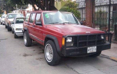 Quiero vender cuanto antes posible un Jeep Cherokee 1988