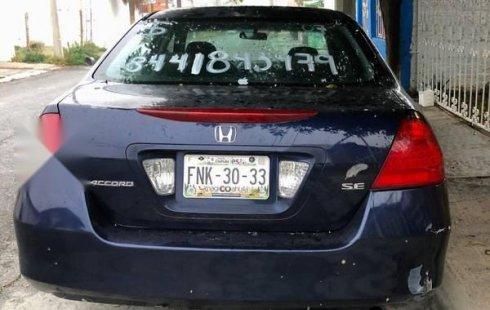 Honda Accord impecable en Saltillo