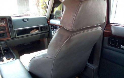 Quiero vender inmediatamente mi auto Jeep Cherokee 1994