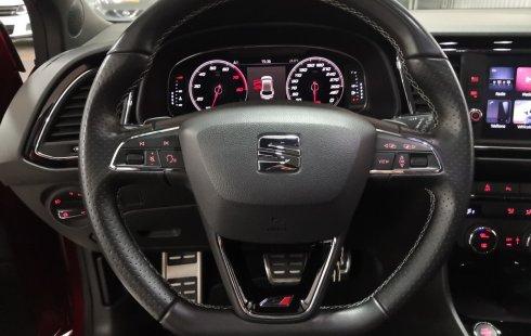 En venta carro Seat Leon 2018 en excelente estado