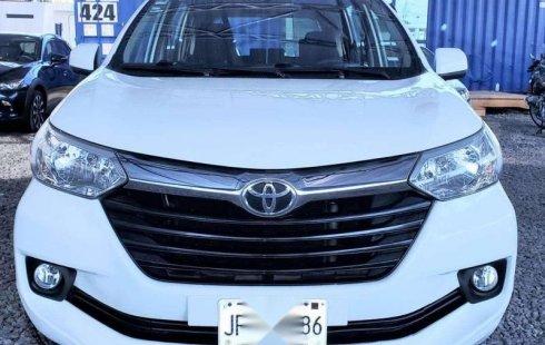 Vendo un Toyota Avanza en exelente estado