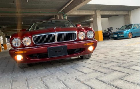 Jaguar XJ 4.0 Xjr V8 Sc At