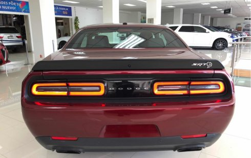 Dodge Challenger Srt Hellcat Widebody