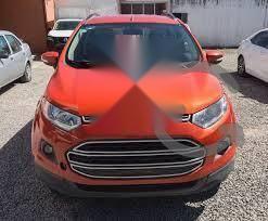 En venta carro Ford EcoSport 2014 en excelente estado