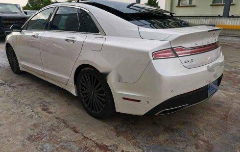 Lincoln MKZ 2018 barato en Cuauhtémoc