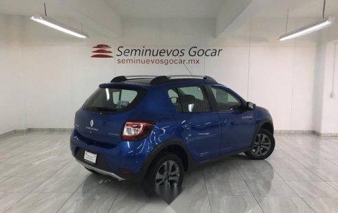 Quiero vender inmediatamente mi auto Renault Stepway 2019 muy bien cuidado