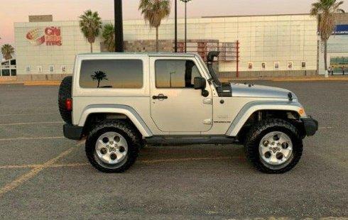 Impecable Jeep Sahara 2011 Factura De Agencia 90000 Kms