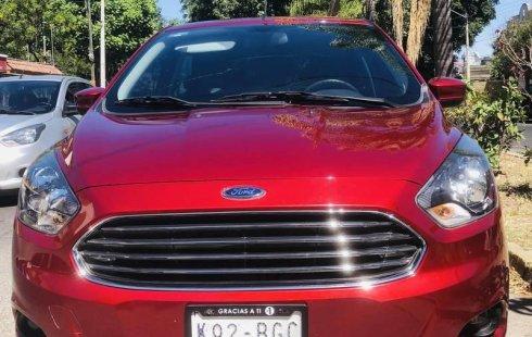 Ford Figo titanium factura original 2018