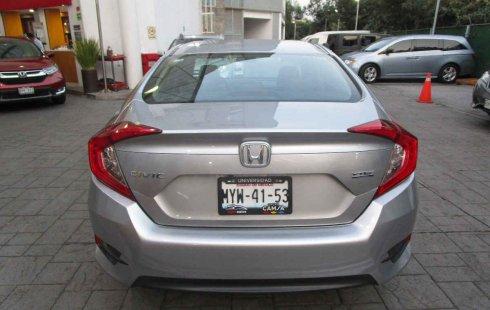 Honda Civic 4 pts. Turbo Plus CVT 4drs