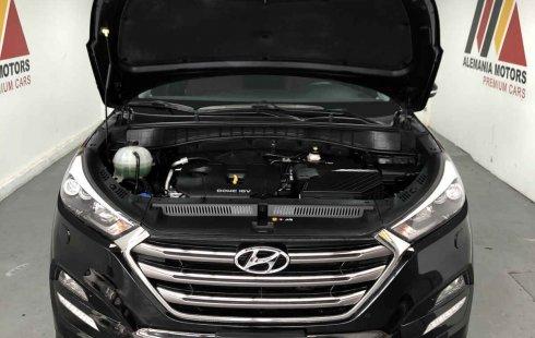 Hyundai Tucson 5p Limited Tech Navi L4/2.0 Aut