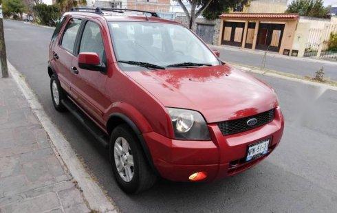 Vendo Ford Ecosport De Lujo