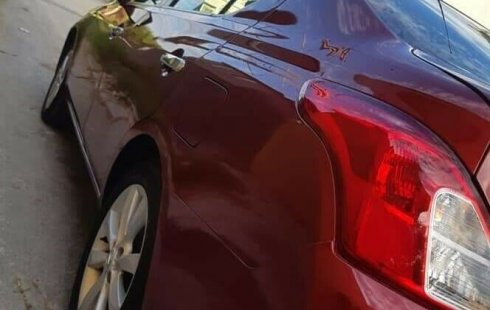 Venta Nissan Versa Advanve 2017