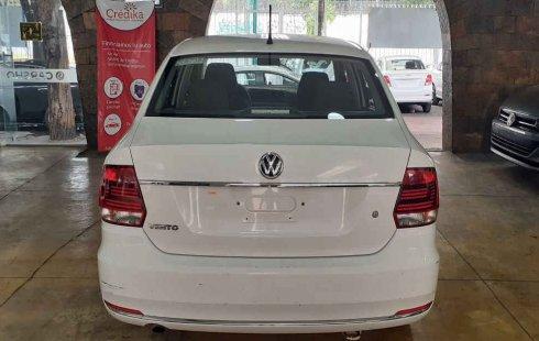 Volkswagen Vento 4 pts. Comfortline Tiptronic