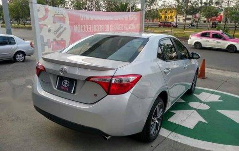 Toyota Corolla S automatico seminuevos