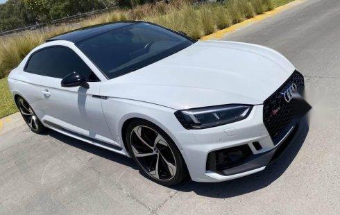 Audi RS5 2018 realmente nuevecito para exigentes