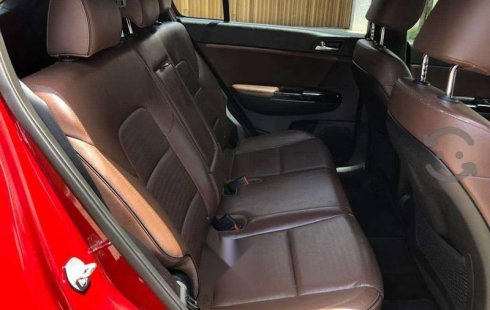 Kia Sportage SXL GT line AWD 2.4 Factura Original