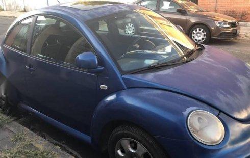 Beetle Azul 99, 35mil a tratar