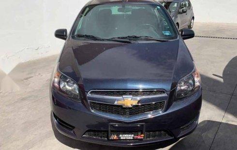 Chevrolet Aveo 2018 4p LS L4/1.6 Man