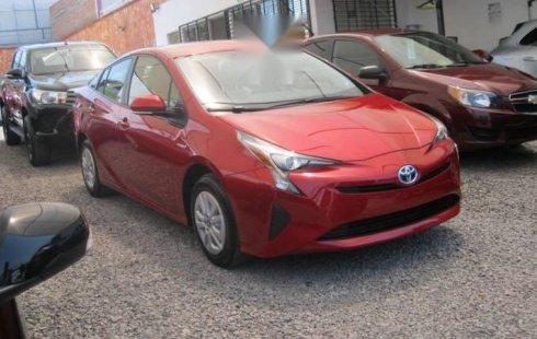 Toyota Prius Enganche 15% Factura Original Unico Dueño Equipado