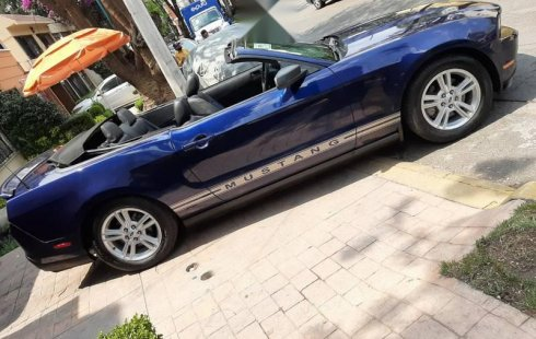 MUSTANG CONVERTIBLE V6 IMPECABLE