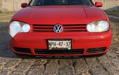 Volkswagen Golf A4 unica dueña