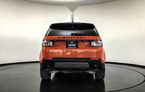 Land Rover Discovery Sport 2017 Con Garantí