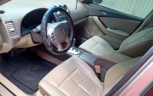 Nissan Altima SL Posible Cambio