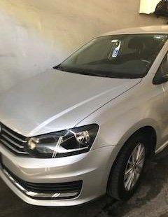Volkswagen Vento 2018 Plata Excelentes condiciones Unica Dueña