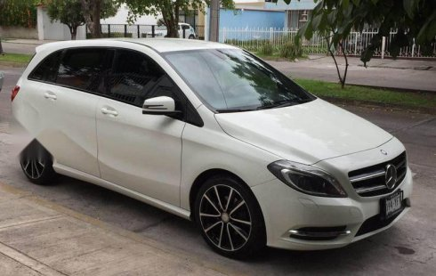 Mercedes Benz B180 2012