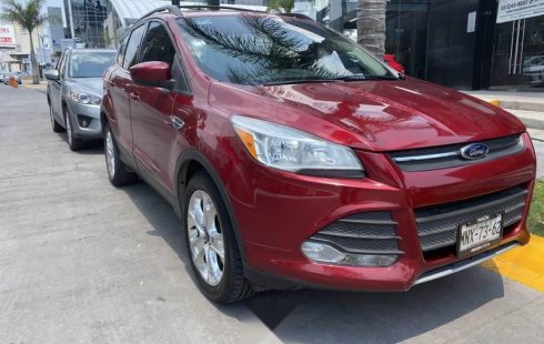 Ford Escape SE Plus 2013
