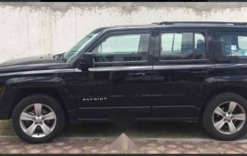 Jeep Patriot en excelentes condiciones