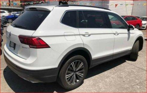 Volkswagen Tiguan DEMO comfortline 2020 AGENCIA VW arrendamiento puro 100% deducible