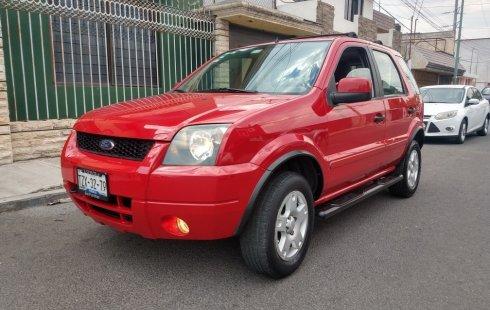 Ford Ecosport 5 Pts Tm Equipada
