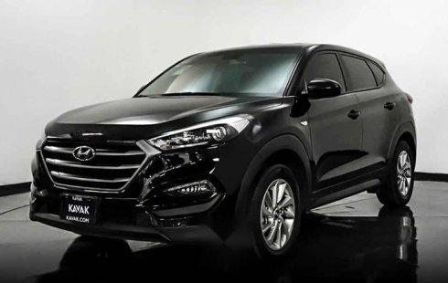 19347 - Hyundai Tucson 2017 Con Garantía At