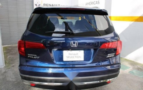 Honda Pilot 2016 3.5 V6 Touring Piel 4x4 At