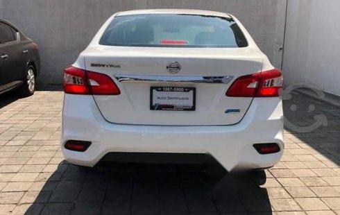 Nissan Sentra 2017 1.8 Sense Cvt