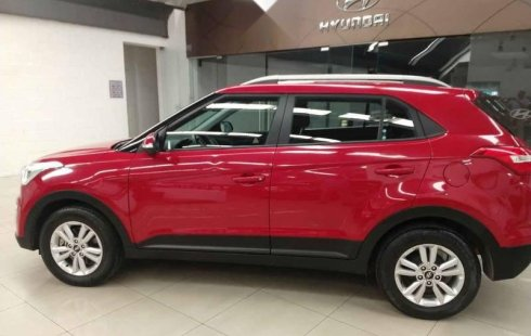 Hyundai Creta 2018 4p GLS L4/1.6 Man