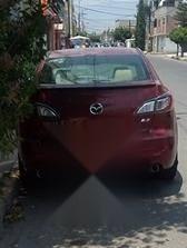 Mazda 3 sport 2.5 quema cocos