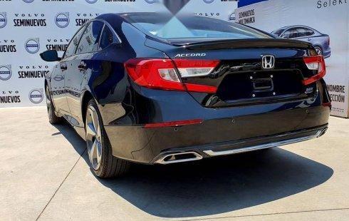 Honda Accord 2019 2.0 L4 Touring Piel Cvt