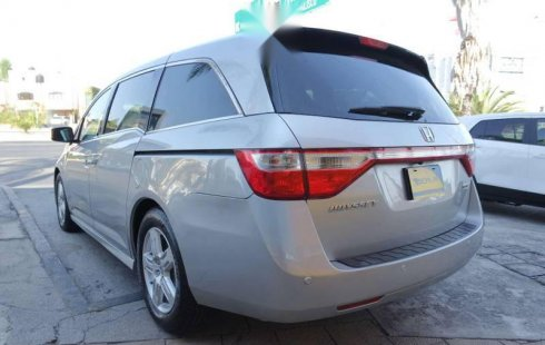 Honda Odyssey 2011 Touring 6 cilindros 3.5 lts