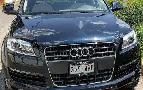 Audi Q7 élite 2009 impecable