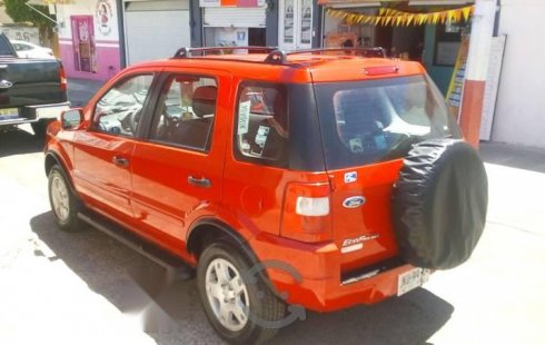 Camioneta Ford eco sport ford 2004