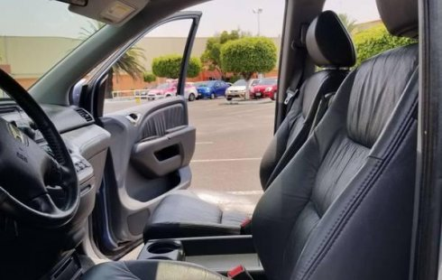Hermosa Honda Odyssey piel dvd clima q/c